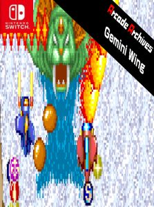 Arcade Archives Gemini Wing (NSP) [UPDATE] [Switch] [MF-MG-GD]