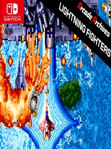Arcade Archives LIGHTNING FIGHTERS (NSP) [Switch] [MF-MG-GD]