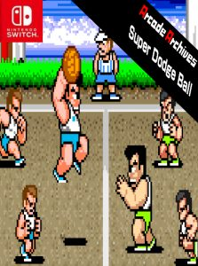 Arcade Archives Super Dodge Ball (NSP) [Switch] [MF-MG-GD]