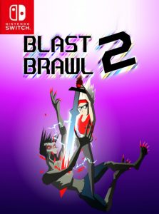 Blast Brawl 2 (NSP) [Switch] [MF-MG-GD]