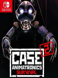 CASE 2: Animatronics Survival (NSP) [Switch] [MF-MG-GD]