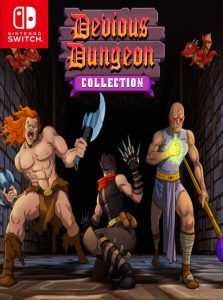 Devious Dungeon Collection (NSP) [Switch] [MF-MG-GD]