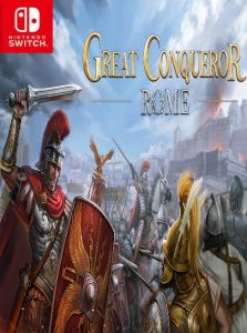 Great Conqueror: Rome (NSP) [Switch] [MF-MG-GD]