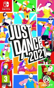 Just Dance 2021 (NSP) [UPDATE] [Switch] [MF-MG-GD]