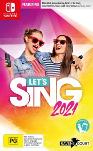 Let's Sing 2021 (NSP) [UPDATE] [DLCs] [Switch] [MF-MG-GD]