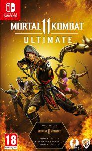 Mortal Kombat 11: ULTIMATE NSP UPDATE ALL DLCs SWITCH