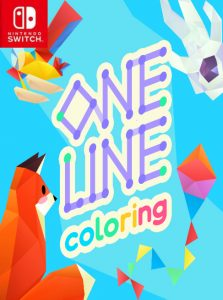 One Line Coloring (NSP) [Switch] [MF-MG-GD]