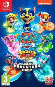 PAW Patrol Mighty Pups Save Adventure Bay (NSP) [UPDATE] [Switch] [MF-MG-GD]