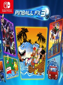 Pinball FX3 (NSP) [UPDATE] [DLCs] [Switch] [MF-MG-GD]