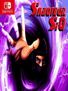 Saboteur SiO (NSP) [Switch] [MF-MG-GD]