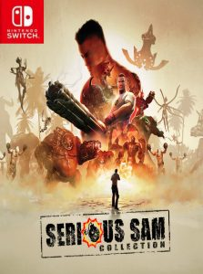 Serious Sam Collection (NSP) [UPDATE] [Switch] [MF-MG-GD]