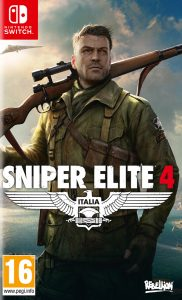 Sniper Elite 4 (NSP) [UPDATE] [DLCs] [Switch] [MF-MG-GD]