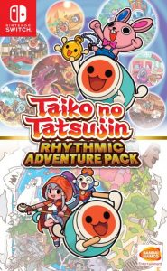 Taiko no Tatsujin: Rhythmic Adventure Pack (NSP) [UPDATE] [Switch] [MF-MG-GD]