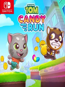 Talking Tom Candy Run (NSP) [Switch] [MF-MG-GD]