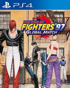THE KING OF FIGHTERS '97 GLOBAL MATCH [PKG] [UPDATE] [PS4] [USA] [MF-MG-1F]