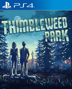 Thimbleweed Park [PKG] [PS4] [USA] [MF-MG-1F]