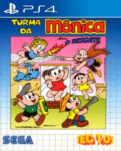Turma da Monica O Resgate [PKG] [PS4] [MF-MG-1F]