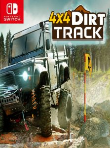 4×4 Dirt Track (NSP) [Switch] [MF-MG-GD]