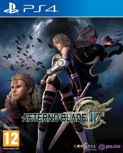 AeternoBlade II [PKG] [UPDATE] [PS4] [USA] [MF-MG-1F]