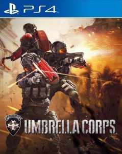 BioHazard Umbrella Corps [PKG] [UPDATE] [PS4] [ASIA] [MF-MG-1F]