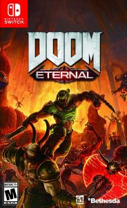 DOOM Eternal (NSP) [UPDATE] [DLCs] [Switch]