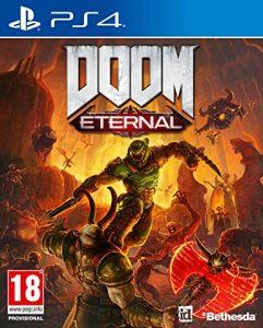 DOOM Eternal PKG UPDATE DLC PS4 USA EUR