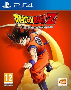 DRAGON BALL Z: KAKAROT PKG UPDATE DLCs PS4