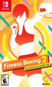 Fitness Boxing 2: Rhythm & Exercise NSP UPDATE DLCs SWITCH