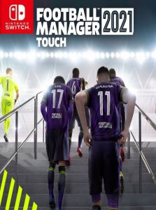 Football Manager 2021 Touch NSP UPDATE SWITCH