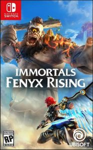 Immortals Fenyx Rising NSP UPDATE DLCs SWITCH