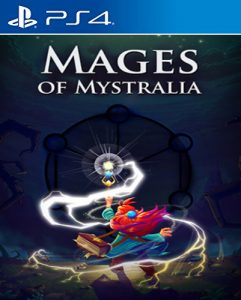 Mages of Mystralia [PKG] [UPDATE] [PS4] [USA] [MF-MG-1F]