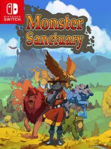 Monster Sanctuary (NSP) [UPDATE] [Switch] [MF-MG-GD]