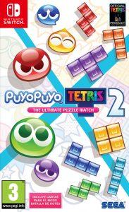 Puyo Puyo Tetris 2 NSP UPDATE DLC SWITCH