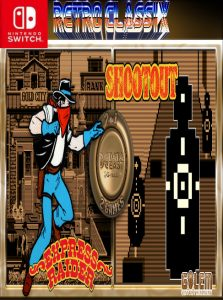 Retro Classix 2-in-1 Pack: Express Raider & Shootout (NSP) [Switch] [MF-MG-GD]