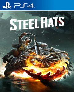 Steel Rats [PKG] [PS4] [JP] [MF-MG-1F]