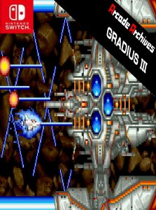 Arcade Archives GRADIUS III NSP UPDATE SWITCH