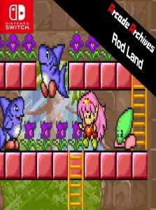 Arcade Archives Rod Land NSP UPDATE SWITCH
