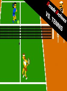 Arcade Archives VS. TENNIS NSP UPDATE SWITCH