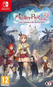 Atelier Ryza 2: Lost Legends & the Secret Fairy NSP UPDATE DLCs SWITCH
