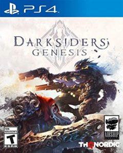 Darksiders Genesis PKG UPDATE PS4 EUR
