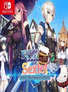 Fantasy Tavern Sextet -Vol.2 Adventurer's Days- NSP SWITCH