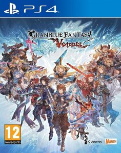 Granblue Fantasy: Versus PKG UPDATE PS4