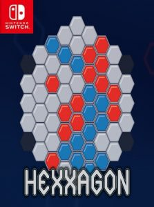 Hexxagon – Board Game NSP SWITCH