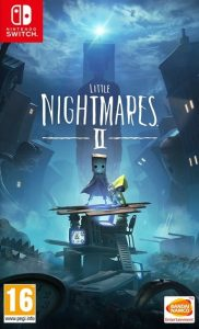 Little Nightmares II NSP UPDATE DLCs SWITCH