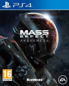 Mass Effect: Andromeda PKG UPDATE PS4 EUR