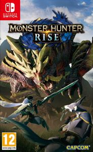 MONSTER HUNTER RISE NSP SWITCH