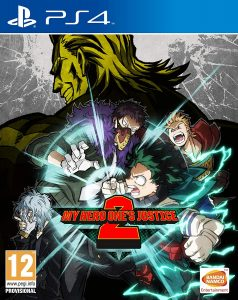 MY HERO ONE'S JUSTICE 2 PKG UPDATE PS4 USA