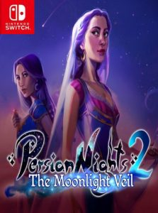 Persian Nights 2: The Moonlight Veil NSP SWITCH