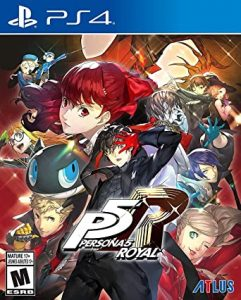 Persona 5 Royal PKG UPDATE DLCs PS4 USA