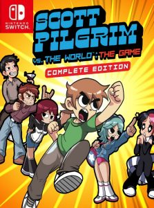 Scott Pilgrim vs. The World: The Game – Complete Edition NSP UPDATE SWITCH